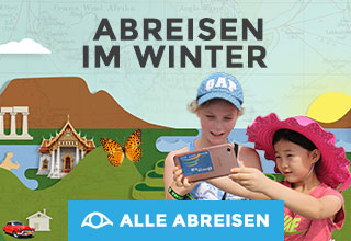 Alle Abreisen im Winter